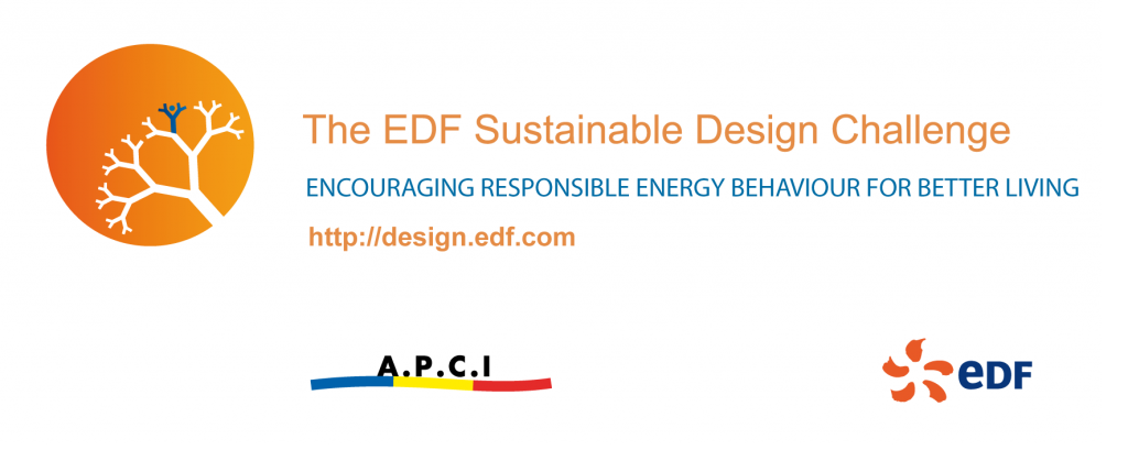 EDF Sustainable Design Challenge Tag